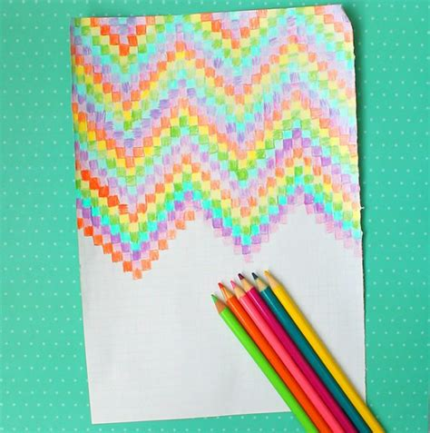 Easy Arts And Crafts For With Construction Paper - easy graph paper for graph paper graph