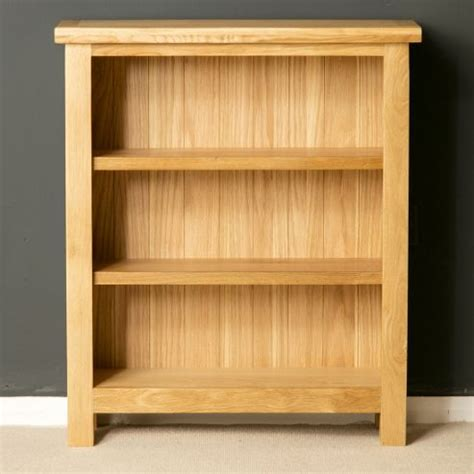 buy oak low bookcase light oak from our bookcases
