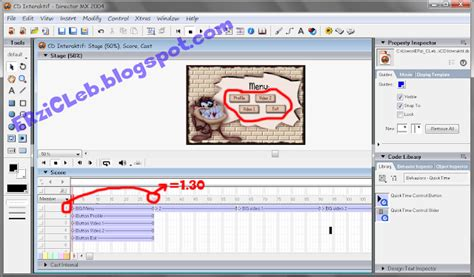 membuat storyboard aplikasi multimedia ppt membuat storyboard cd interaktif membuat cd interaktif