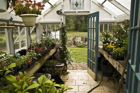 build a backyard greenhouse second hand materials make building projects unusual nwv
