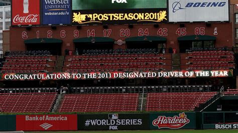 the st louis cardinals home field advantage but the