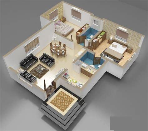 gambar denah rumah minimalis 3d terbaru 2017 urumahminimalis