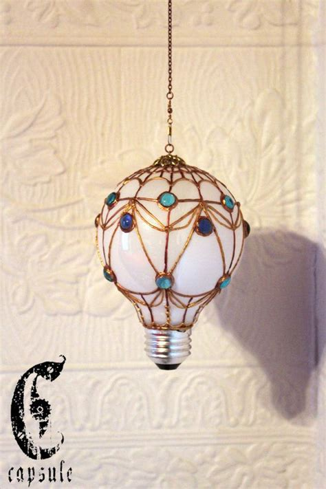 diy stained glass light bulb best 25 glass lights ideas on unique lighting