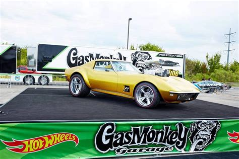 Fast N Loud Auto Kaufen by Fast N Loud S 1968 Hot Wheels Corvette To Be Offered At