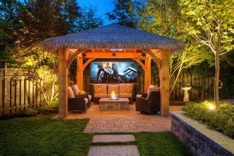 gazebo tv tropical gazebo for garden wedding decor 5058