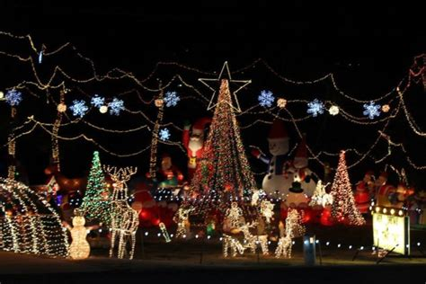 stewart family lights the family light display in arkansas that will fill you