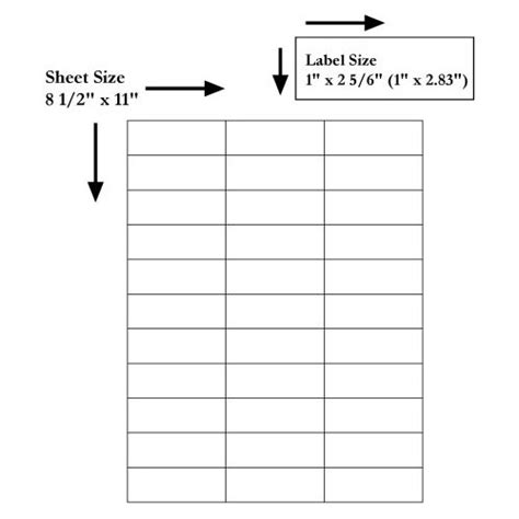 label template 21 per sheet 16 label template 21 per sheet square labels product