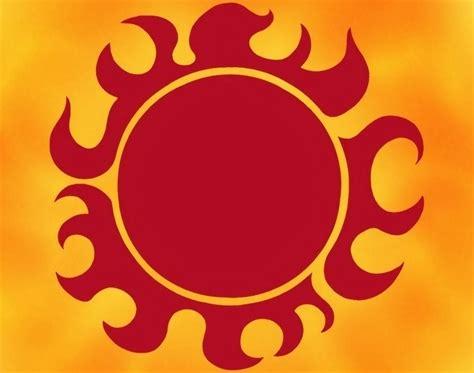 one piece sun tattoo sun pirates one piece wiki fandom powered by wikia