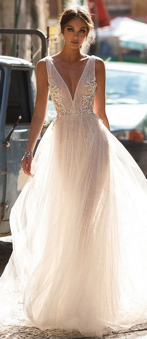 Dress Berta Pink And White Os 67 mejores im 225 genes de dise 241 os de boda wedding design en