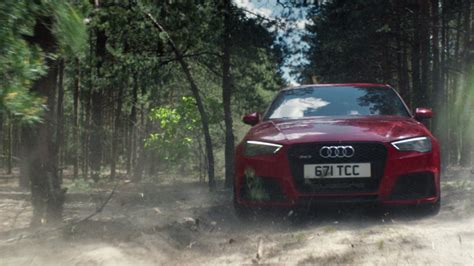 Old Audi Rally Cars by New Audi Rs3 Vs Old Quattro Rally Car The Duel In The