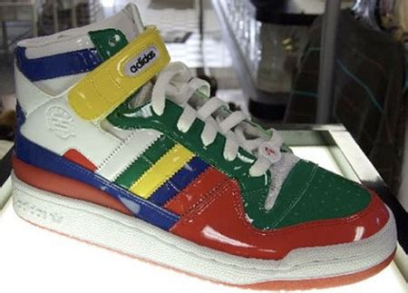 """adidas forum """"puffer red's"""" 25th anniversary   sneakerfiles"""