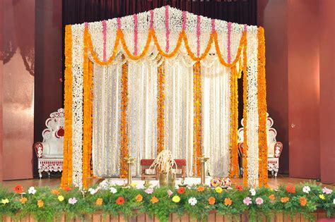 Jana Poojitha Services: Flower Decoration images   001