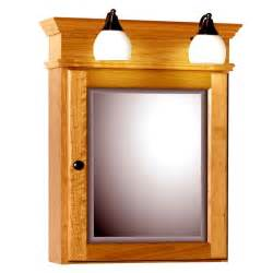 oak medicine cabinet with lights 1000 ideas about medicine cabinets with lights on