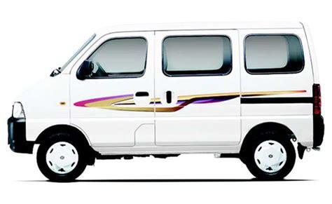 Eeco Maruti Suzuki Price Maruti Suzuki Eeco 7 Seater Standard Price India Specs