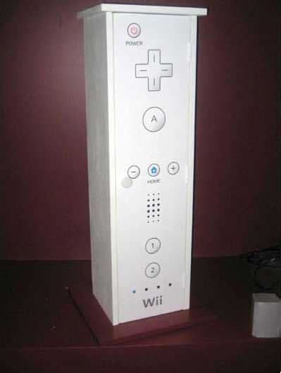 Wiimote Cabinet   Furniture for Gamers   Freshome.com