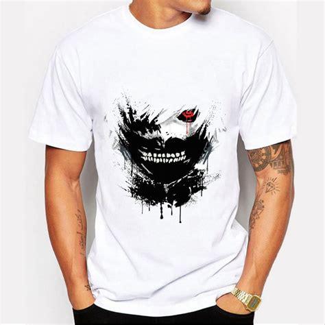 tokyo ghoul kaneki ken ghoul tshirt for sale