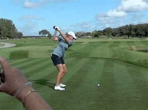 stacy lewis golf swing stacy lewis golf swing youtube