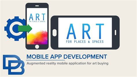 augmented reality mobile apps augmented reality app development db best