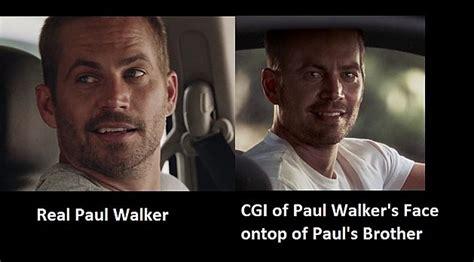 paul walker cgi paul walker body doubles and cgi in furious 7 by weta