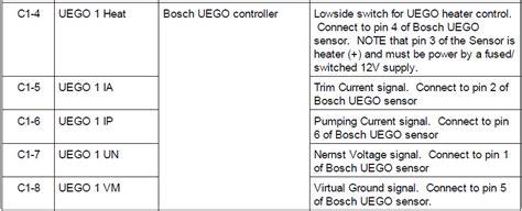aem wideband wiring diagram efcaviation