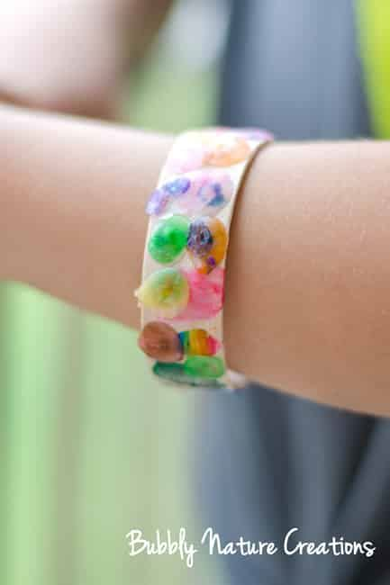 Back To School Supplies Giveaway Near Me - glue jewel bracelets sprinkle some fun