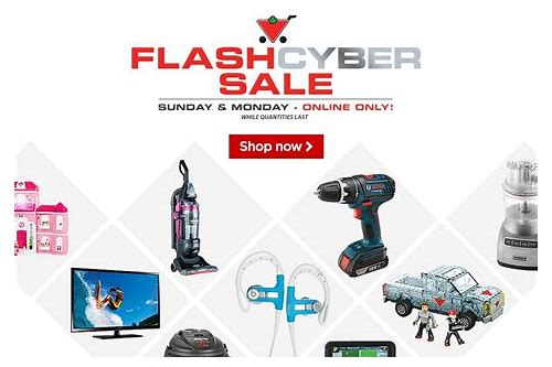 canadian tire cyber deals