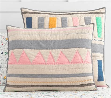 margherita missoni linen patchwork quilted bedding
