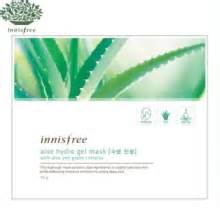 Innisfree Hydro Gel Mask Its Masker Korea Original box korea innisfree green tea balancing skin 200ml best price at box korea