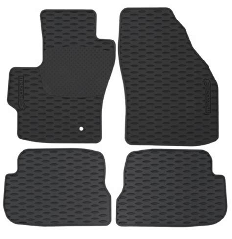 Mazda 3 Floor Mats by Brand New Mazda 3 Oem All Weather Floor Mats 0000 8b L02a
