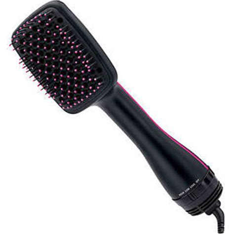 Revlon One Step Hair Dryer And Styler Brush revlon pro collection one step hair ionic dryer and brush