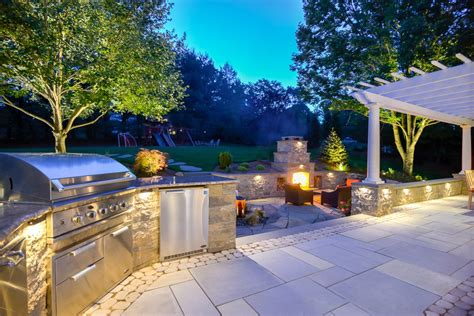 residential outdoor living space morristown nj