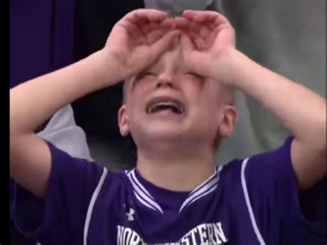 Crying Girl Meme - crying northwestern kid becomes internet sensation