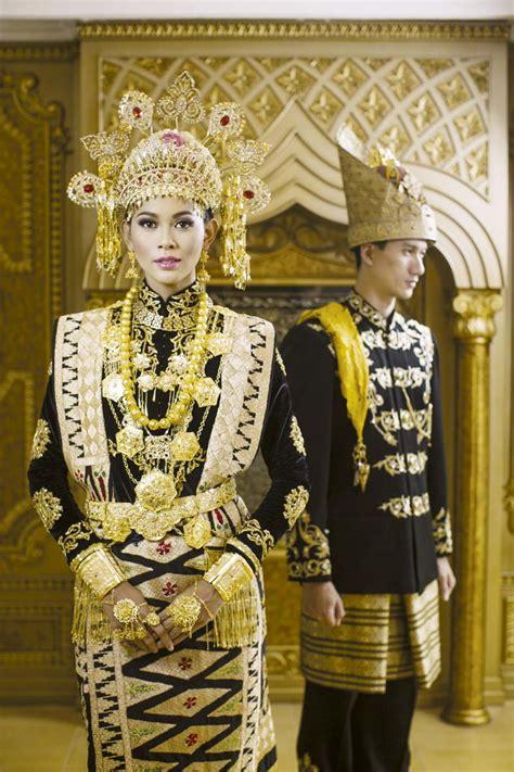 Baju Nikah Adat Aceh cantik elegan sang dara baro busana pengantin aceh weddingku