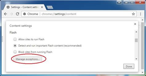chrome enable flash enable flash player for chrome