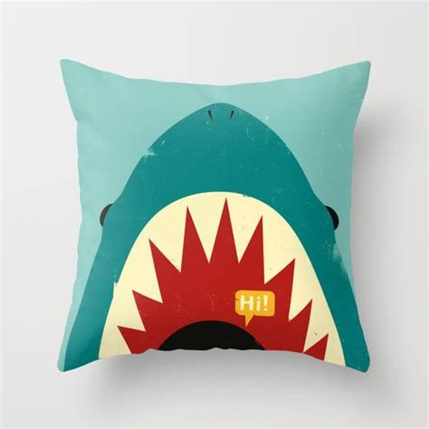 Shark Pillow by Surf Shark Tank And Pictures On