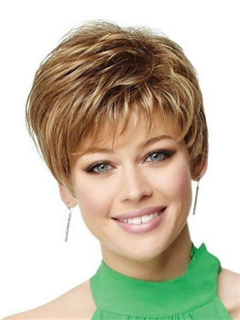 short layered bob for over 50s 2014 stacked permed bob short hairstyle 2013