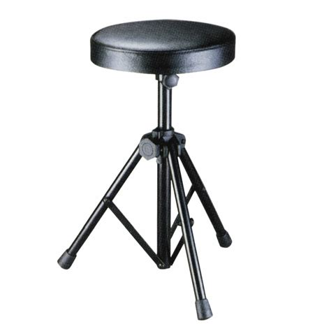 Percussion Stool by Height Adjusted Drum Stool