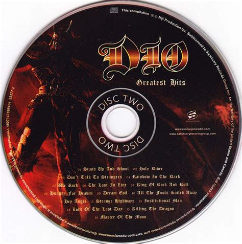 Page The Rainbow Cd tapio s ronnie dio pages black sabbath counterfeit cd discography