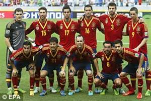 world cup 2014: your guide to group b with spain, holland