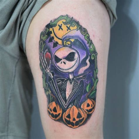 christmas tattoo 75 best nightmare before design ideas 2018