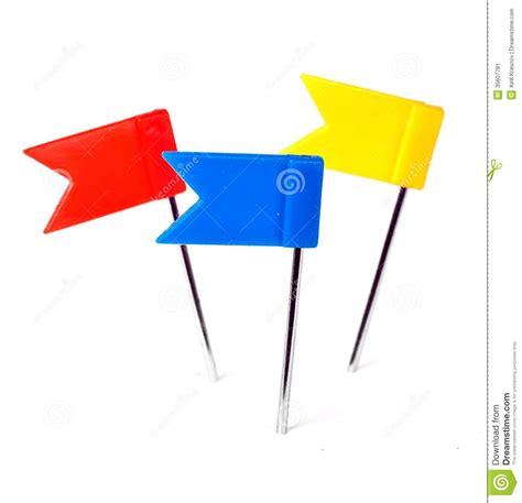 color pin color flag pins photo marker push pin stock image image