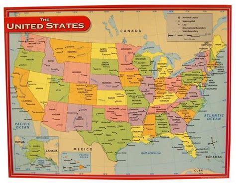 us map charts united states map chart 045279 details rainbow