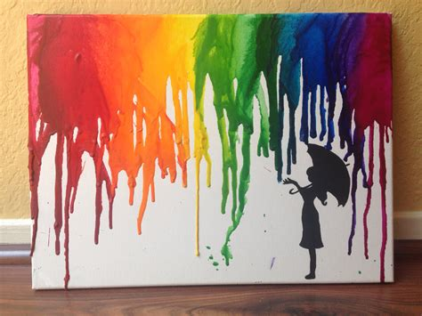 disney s frozen themed melted crayon art the gallery for gt melted crayon art silhouette