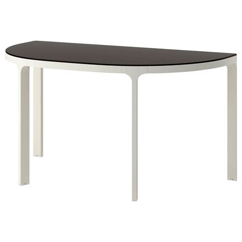 Bekant Conference Table Bekant Conference Table Black Brown White 140x70 Cm Ikea