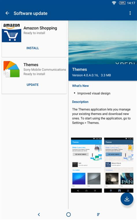 xperia theme creator tool themes update now rolling 4 0 a 0 16 with improved