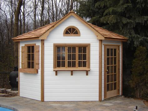 Artistic Sheds by Custom Sheds How To Get A Unique Look To Your Storage