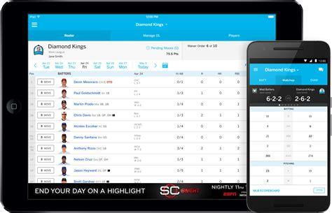 espn mlb scores mobile espn baseball app espn
