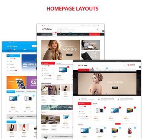 layout homepage wordpress atom responsive woocommerce wordpress theme wordpress