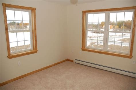 Which Benjamin White To Match Vinyl Windows - pine trim white vinyl window search house