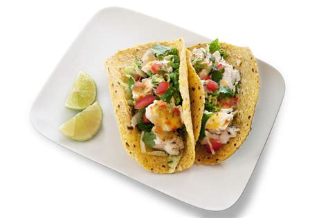 fish taco dinner grilled fish taco dinner menu on bigoven